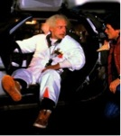 Docteur Emmett Brown, dit « Doc »